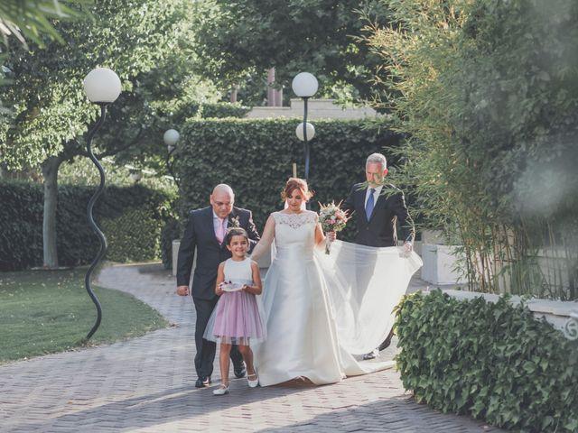 La boda de Rafa y Maria en El Molar, Madrid 15