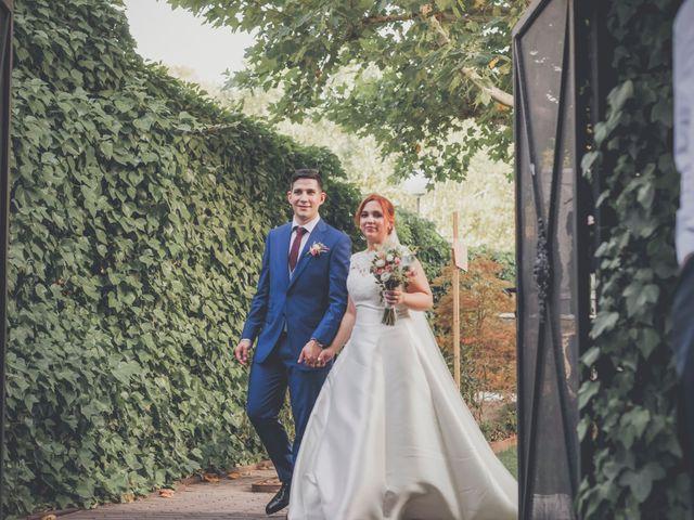 La boda de Rafa y Maria en El Molar, Madrid 17