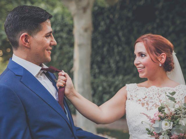 La boda de Rafa y Maria en El Molar, Madrid 18