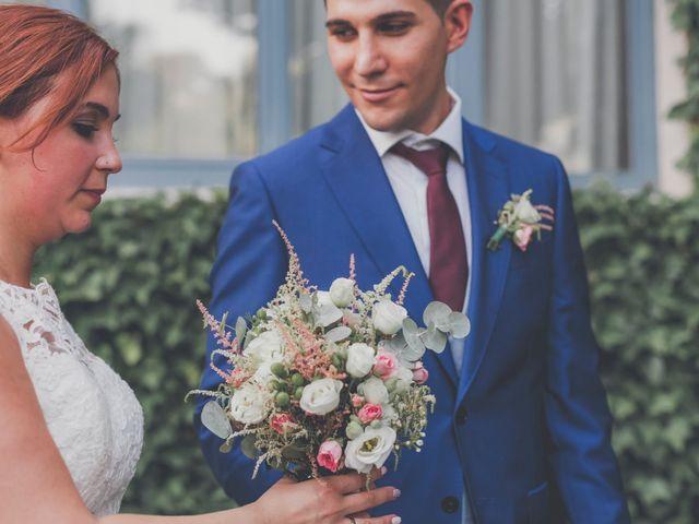 La boda de Rafa y Maria en El Molar, Madrid 23
