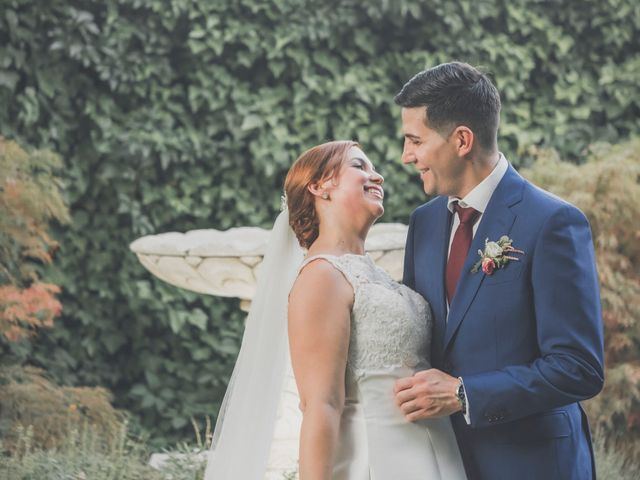 La boda de Rafa y Maria en El Molar, Madrid 24