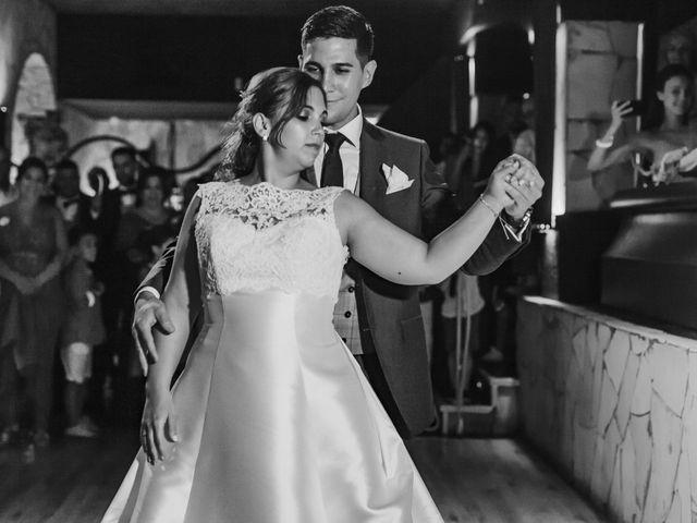 La boda de Rafa y Maria en El Molar, Madrid 28