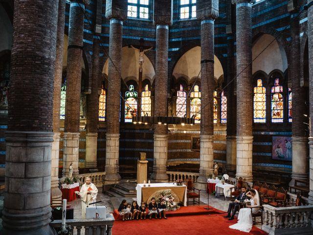 La boda de Álex y Azahara en Vilanova Del Valles, Barcelona 10