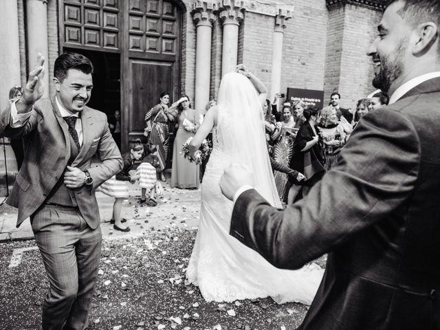 La boda de Álex y Azahara en Vilanova Del Valles, Barcelona 11