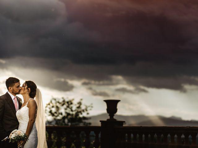 La boda de Álex y Azahara en Vilanova Del Valles, Barcelona 13