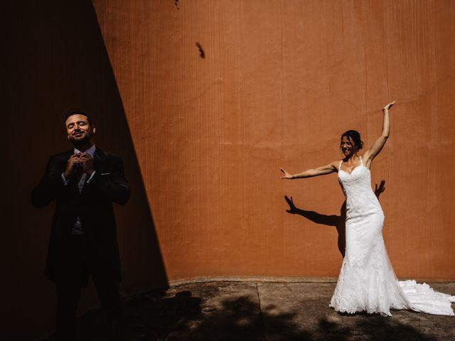 La boda de Álex y Azahara en Vilanova Del Valles, Barcelona 22
