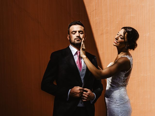 La boda de Álex y Azahara en Vilanova Del Valles, Barcelona 23