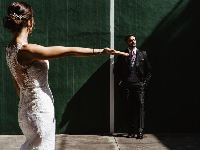La boda de Álex y Azahara en Vilanova Del Valles, Barcelona 24