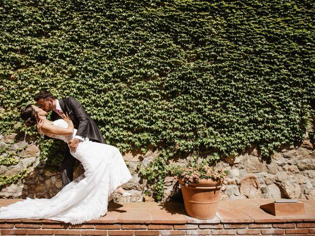 La boda de Álex y Azahara en Vilanova Del Valles, Barcelona 28