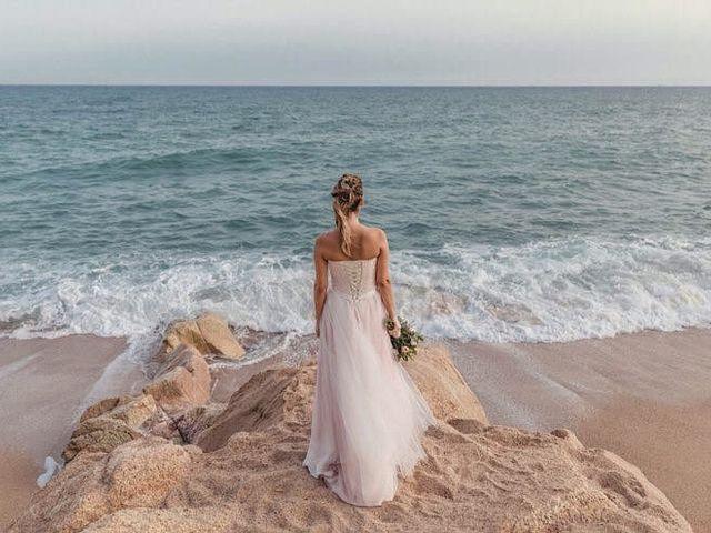 La boda de David  y Elga en Calella, Barcelona 4
