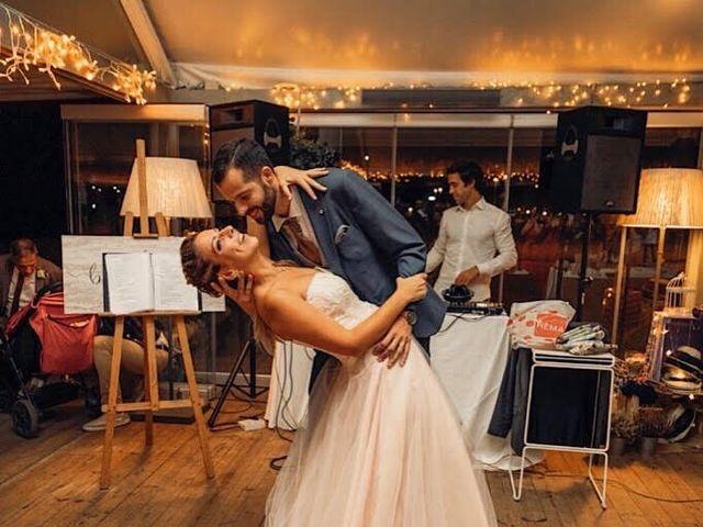 La boda de David  y Elga en Calella, Barcelona 5