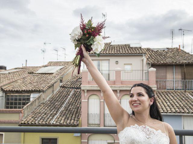 La boda de Bryan y Montse en Barbastro, Huesca 3