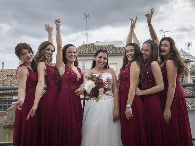 La boda de Bryan y Montse en Barbastro, Huesca 5