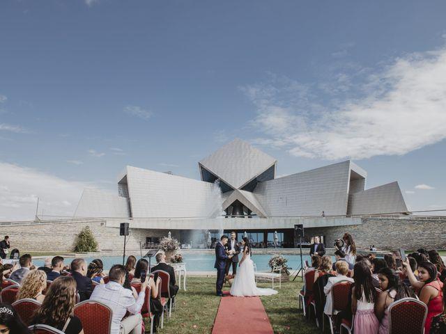La boda de Bryan y Montse en Barbastro, Huesca 8