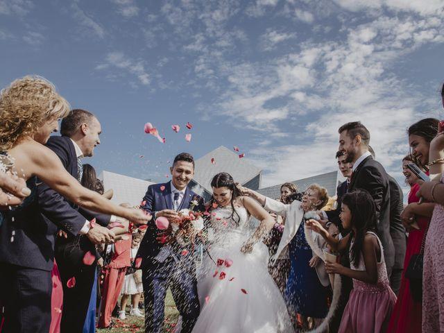 La boda de Bryan y Montse en Barbastro, Huesca 9