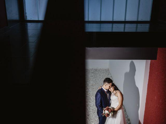 La boda de Bryan y Montse en Barbastro, Huesca 1