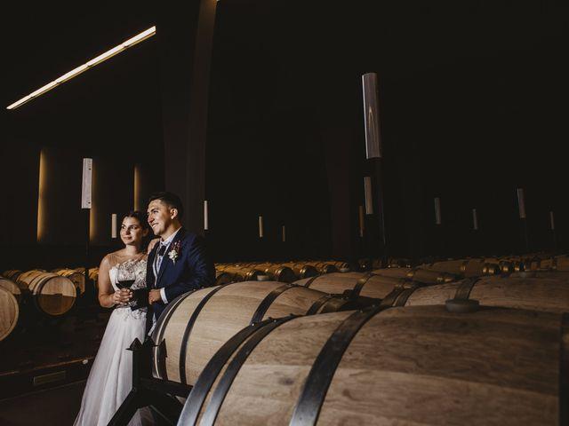 La boda de Montse y Bryan