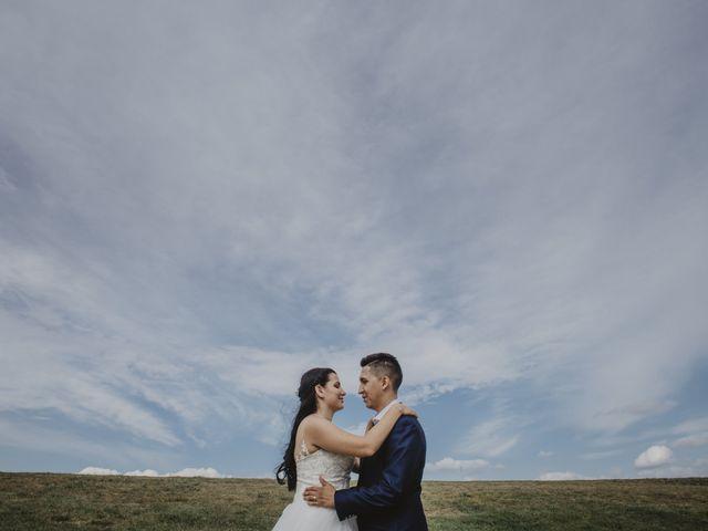 La boda de Bryan y Montse en Barbastro, Huesca 12