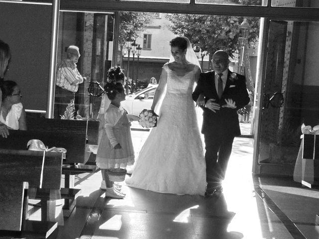 La boda de Ana y Francisco en Santa Coloma De Farners, Girona 12