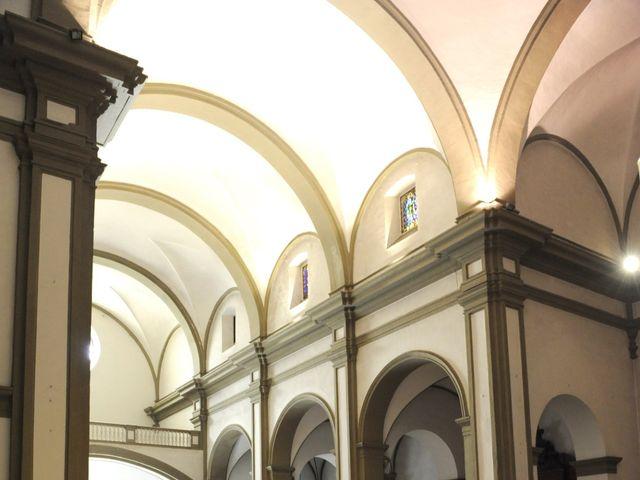 La boda de Ana y Francisco en Santa Coloma De Farners, Girona 14
