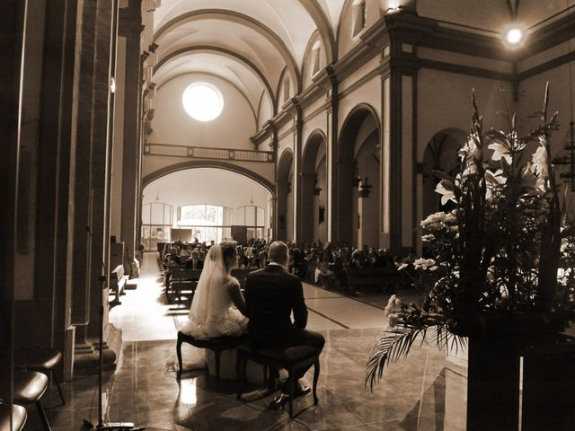 La boda de Ana y Francisco en Santa Coloma De Farners, Girona 16