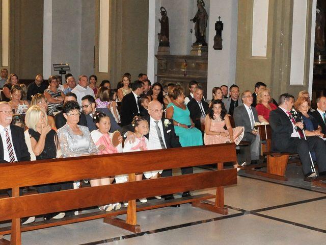 La boda de Ana y Francisco en Santa Coloma De Farners, Girona 17