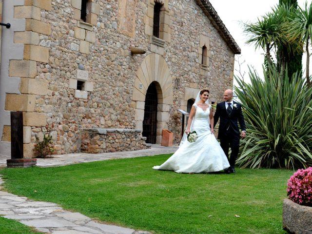 La boda de Ana y Francisco en Santa Coloma De Farners, Girona 21