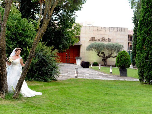La boda de Ana y Francisco en Santa Coloma De Farners, Girona 22