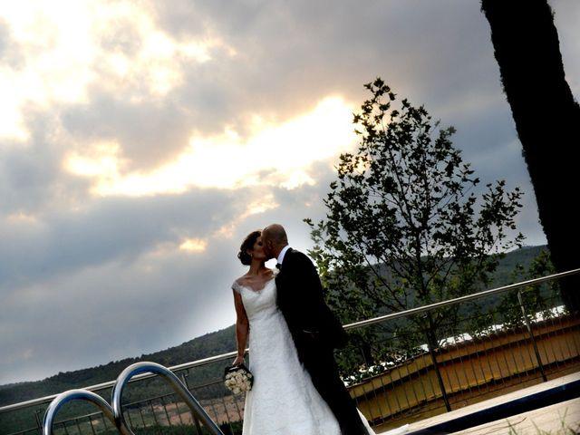 La boda de Ana y Francisco en Santa Coloma De Farners, Girona 30