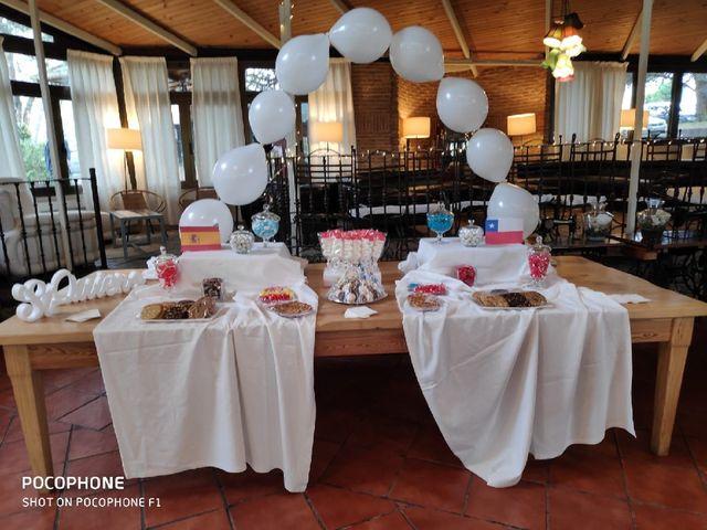 La boda de Juby y Héctor en Algete, Madrid 4