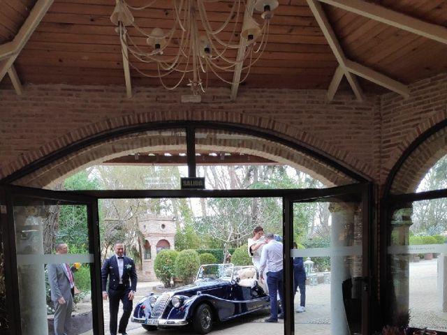 La boda de Juby y Héctor en Algete, Madrid 5