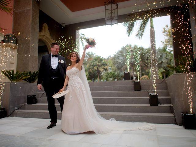 La boda de Jens-Uwe y Paula en Las Palmas De Gran Canaria, Las Palmas 5