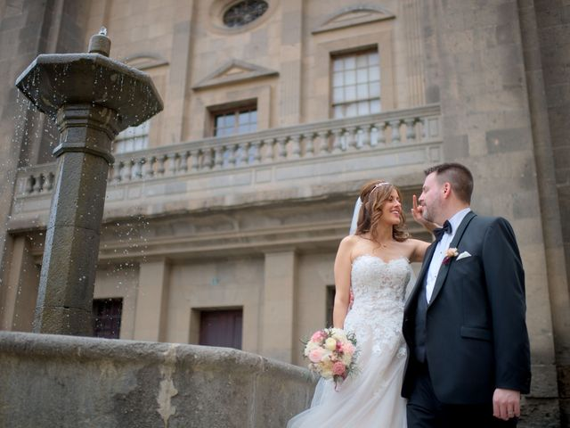 La boda de Jens-Uwe y Paula en Las Palmas De Gran Canaria, Las Palmas 7