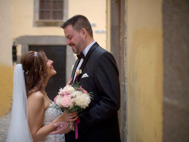 La boda de Jens-Uwe y Paula en Las Palmas De Gran Canaria, Las Palmas 8