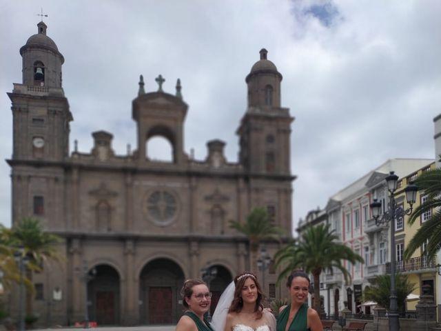 La boda de Jens-Uwe y Paula en Las Palmas De Gran Canaria, Las Palmas 21