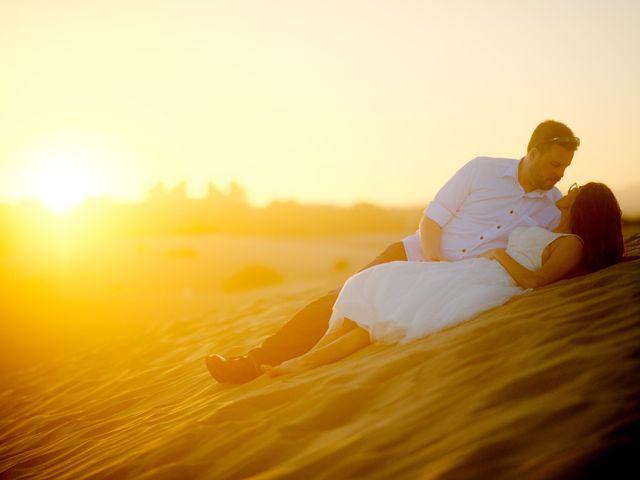 La boda de Jens-Uwe y Paula en Las Palmas De Gran Canaria, Las Palmas 2