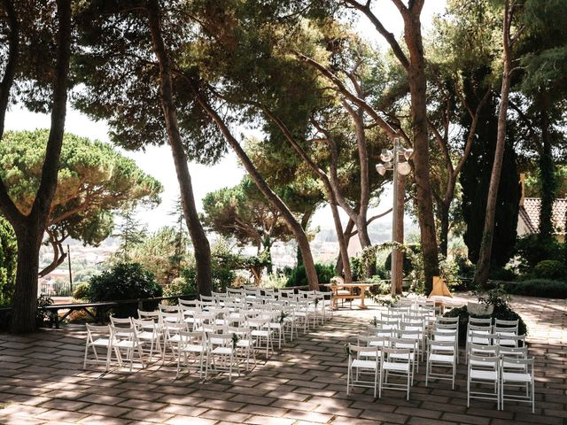 La boda de Danu y Victoria en Sant Vicenç De Montalt, Barcelona 2