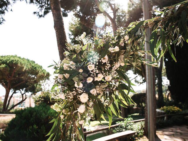 La boda de Danu y Victoria en Sant Vicenç De Montalt, Barcelona 4