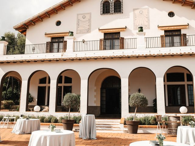 La boda de Danu y Victoria en Sant Vicenç De Montalt, Barcelona 5