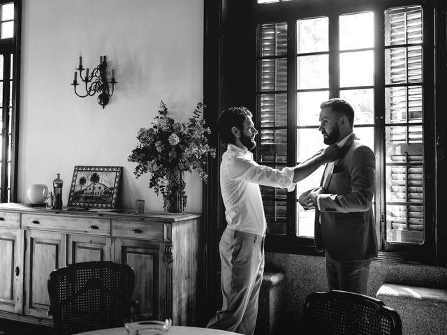 La boda de Danu y Victoria en Sant Vicenç De Montalt, Barcelona 7