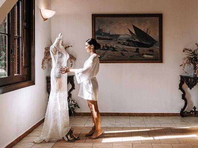 La boda de Danu y Victoria en Sant Vicenç De Montalt, Barcelona 10