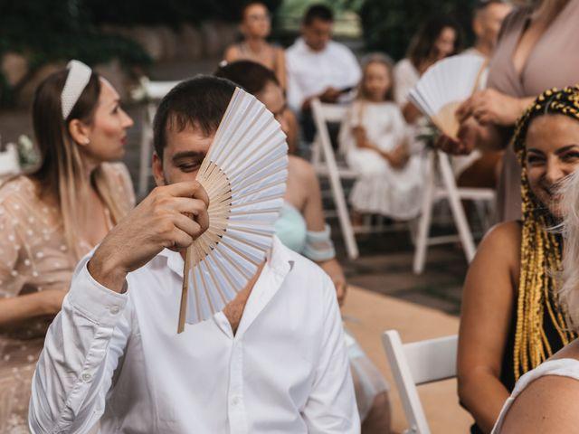 La boda de Danu y Victoria en Sant Vicenç De Montalt, Barcelona 23