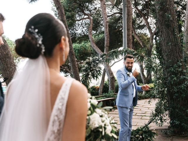 La boda de Danu y Victoria en Sant Vicenç De Montalt, Barcelona 26
