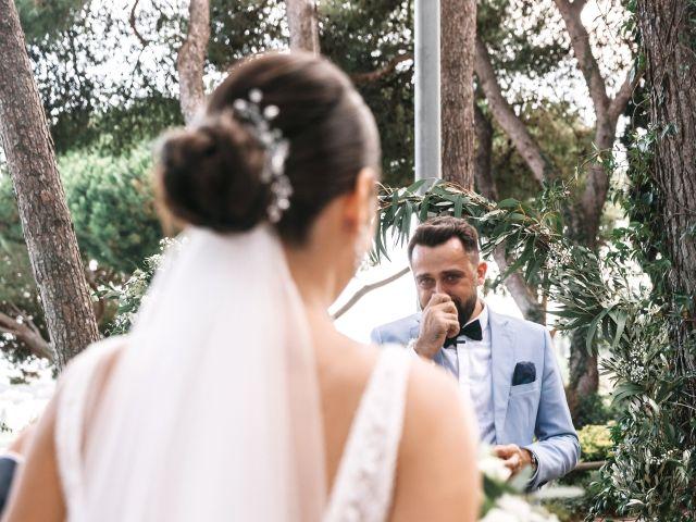 La boda de Danu y Victoria en Sant Vicenç De Montalt, Barcelona 27