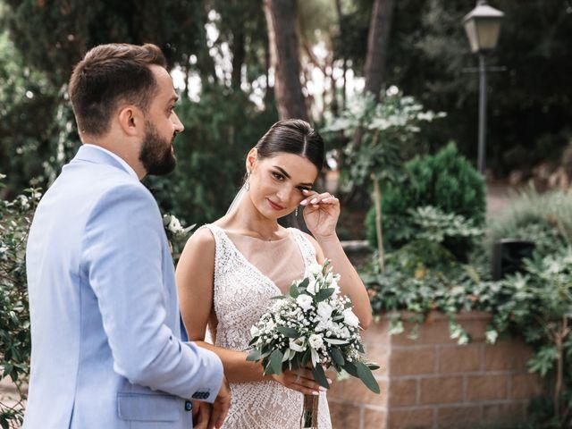 La boda de Danu y Victoria en Sant Vicenç De Montalt, Barcelona 28