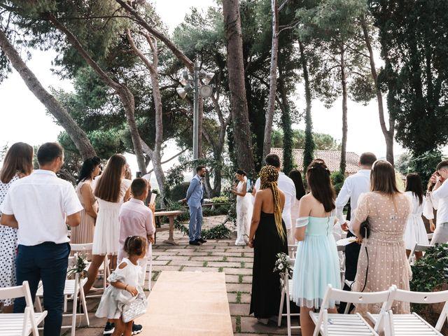 La boda de Danu y Victoria en Sant Vicenç De Montalt, Barcelona 30