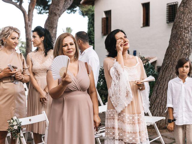 La boda de Danu y Victoria en Sant Vicenç De Montalt, Barcelona 33