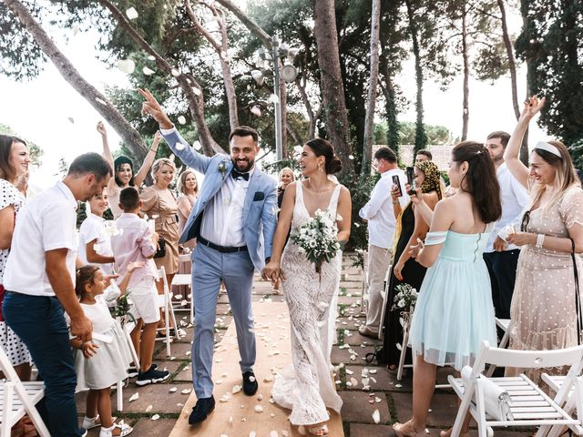 La boda de Danu y Victoria en Sant Vicenç De Montalt, Barcelona 34