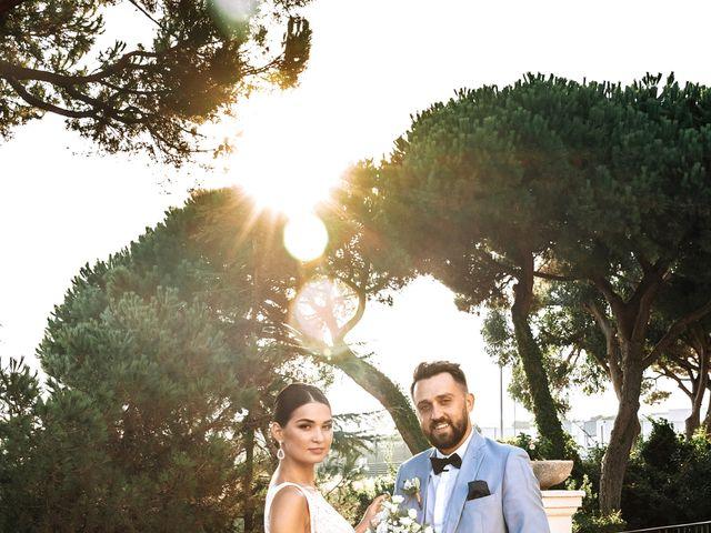La boda de Danu y Victoria en Sant Vicenç De Montalt, Barcelona 42