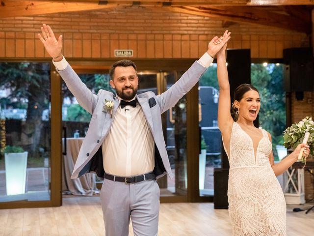 La boda de Danu y Victoria en Sant Vicenç De Montalt, Barcelona 52